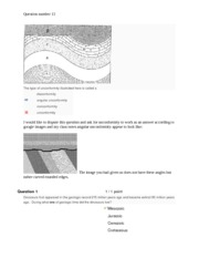 physical geology lab manual answers