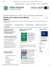Grant Writing Support - Arnold Library.pdf