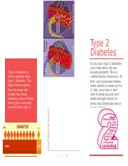 Nutrition Type 2 Diabetes