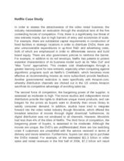 COM         Blog Post    B C Case Study  Netflix     Algonquin College     SlideShare Netflix   AWS Lambda Case Study