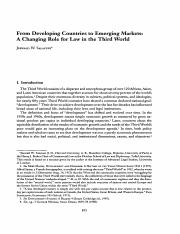 From Developing Countries to Emerging Markets_ A Changing Role fo.pdf