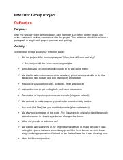 HWD101_Group_Project_Reflection.docx