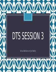 DTS Session 2.pptx