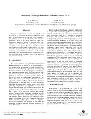 01232748 Elicitation technique selection-how do experts do it.pdf