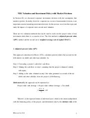 Corporate Finance Teaching Notes-8
