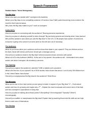 rhetorical analysis of jfks inauguration speech John f kennedy's inaugural address the inaugural address of john f kennedy was successful because of the various rhetorical devices that he employed throughout the speech.