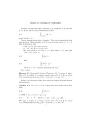 Math 506 Morera Notes