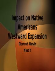 Impact on Westward Expansion.pptx