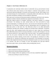 Week 2 Written Assignment – Minit-Lube | Assignment Essays