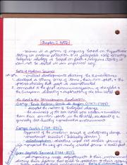 BIO ANTH Chapter 2 Notes