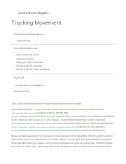 Android Tracking Movement.pdf