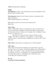 URBN 0210 Study Guide Terms