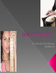 Musical Instruments in PDF format