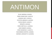 antimon