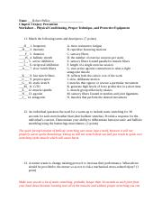 Worksheet 2_Chapter 3 Pulley