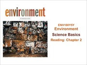 ENV100Y5 ch2 Basic Science Review 13-14 for posting