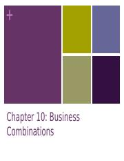 Chapter 10- Business Combinations.pptx