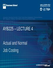 SAYB225 Lecture 04 Sem  1 2014MH (1)