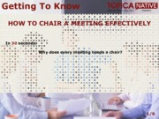 DgVd5.How to chair a meeting effectively_ IO1721_hanhph_Homework
