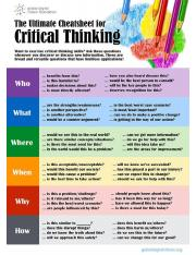 Critical thinking cheat sheet.pdf