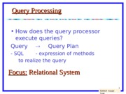 lecture7-Query+Processing