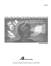 DescrptivewritingTOPICS