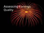 Classes-FIN438-Assessing Earnings Quality (1)