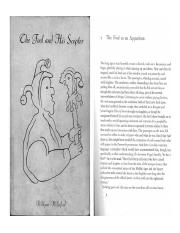 The Fool and His Scepter PDF