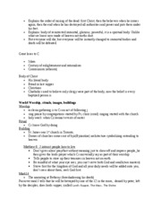 RLG 203 EXAM PREP STUDY NOTES WHOLE COURSE PG.5