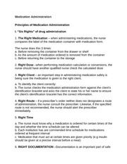 Medication Administration overview handout (2)