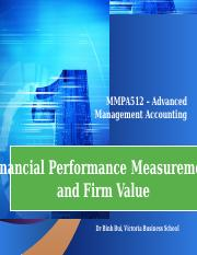 Financial performance and firm value FINAL (1)