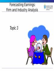 Topic 4 Impact of accounting methods on Forecasts.pptx