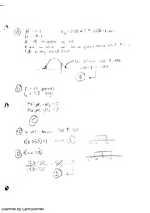 Ch. 2 Y and X Notes
