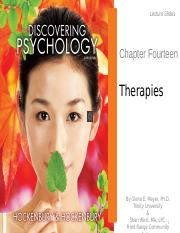 Ch 14 - Therapies With Min Audio