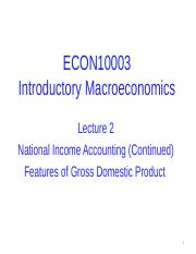 Lecture 2 National Accounting Continued.ppt