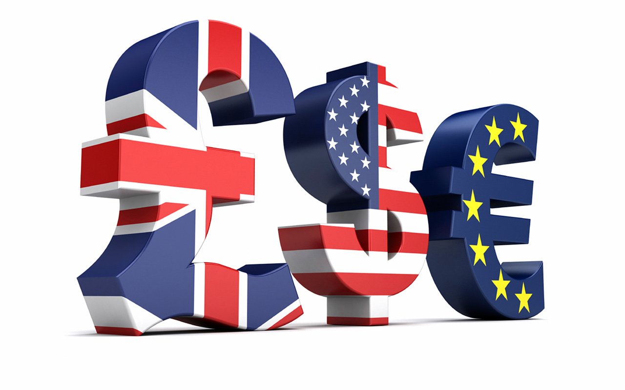 Forex_-_British_Pound_vs_American_Dollar_vs_Euro