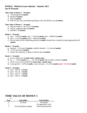 midterm exam - rsm332 - summer 2013 - solutions1
