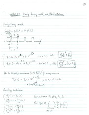 PHYS 507 Lecture 2 Notes