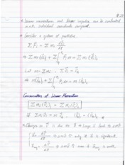 Dynamics_11_Conservation_of_linear_momentum