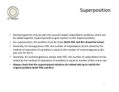 10 - Conduction - general superposition.pdf
