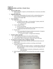 Chapter 10, Education Notes INDIAN EDUCATION