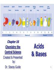 Acid - Base Worksheet - Answer Key - ACID BASE WORKSHEET ...