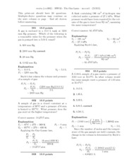 HW02 - The Gas Laws-solutions