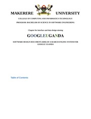 design document google uganda