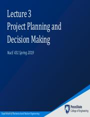 NucE 431 Lecture 3 - Planning and Scheduling.pdf