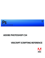 Photoshop CS4 VBScript Ref