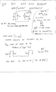 10_Diff amp Input and output resistnace