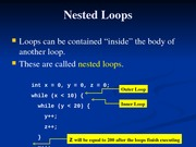 Nested+Loops