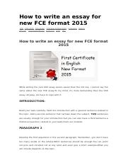 How to write an essay for new FCE format 2015.doc