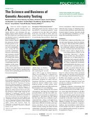 Bolnick_The Science and Business of Genetic Ancestry Testing.pdf